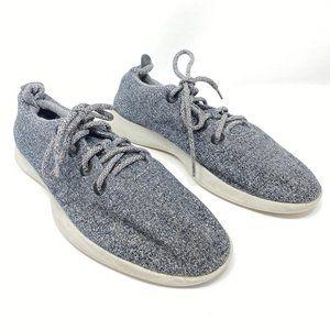 Allbirds Mens Wool Runners Classic Natural Gray